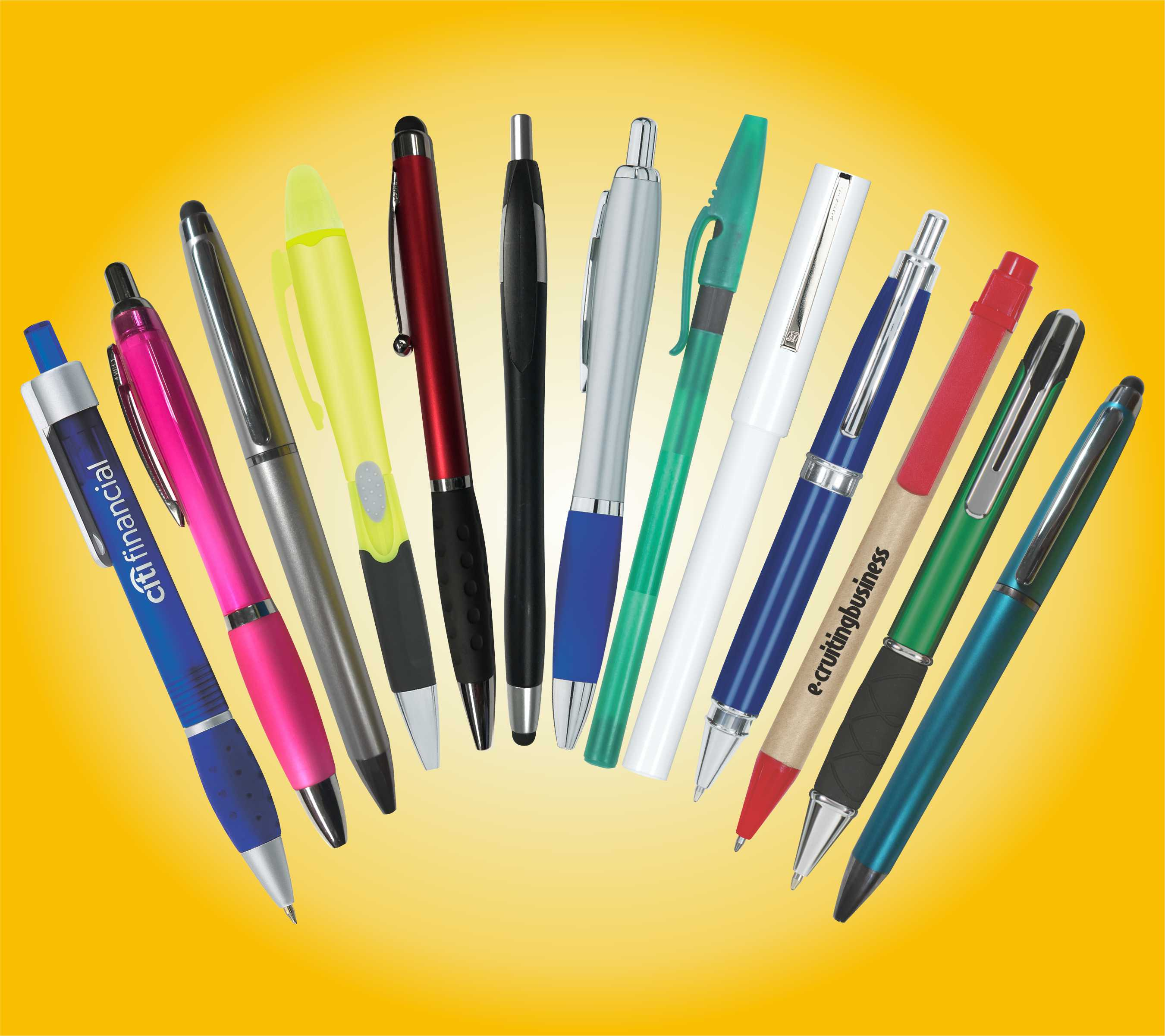 Plastic Pens are good cheap promotional pens