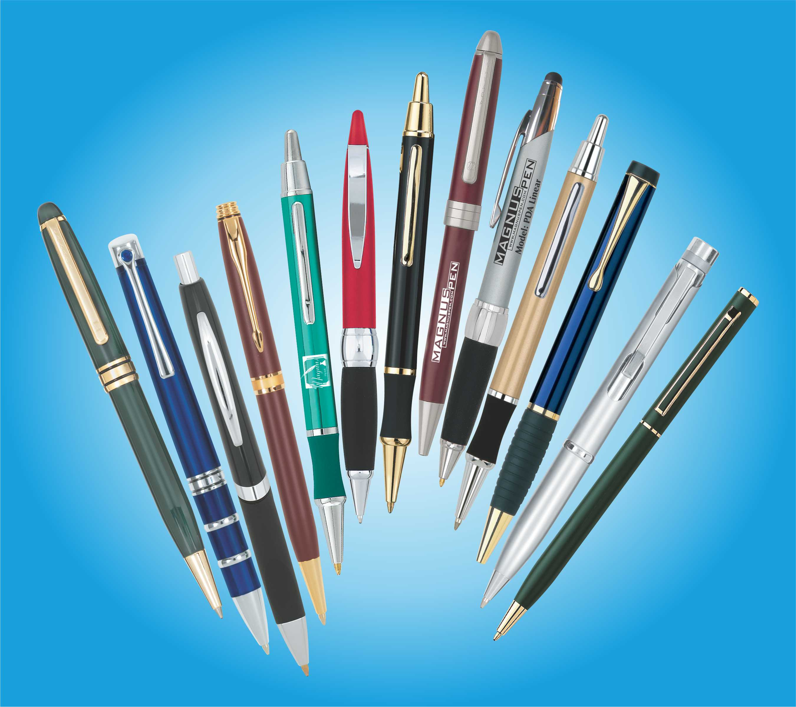 Metal Pens are a popular choice as promotional pens
